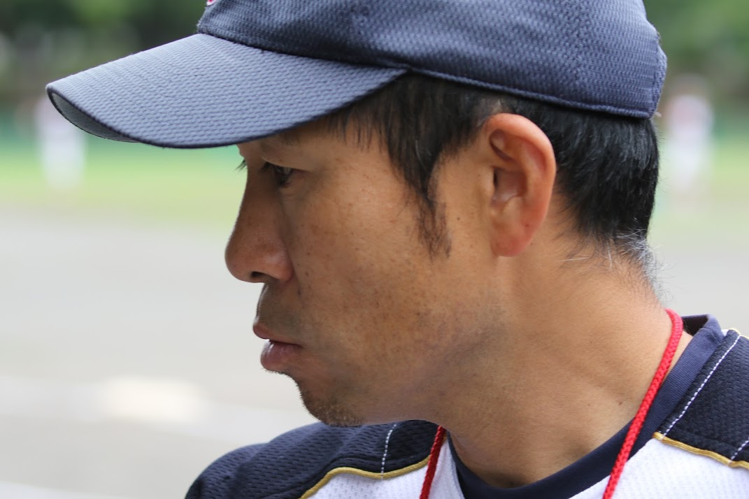 山下コーチ