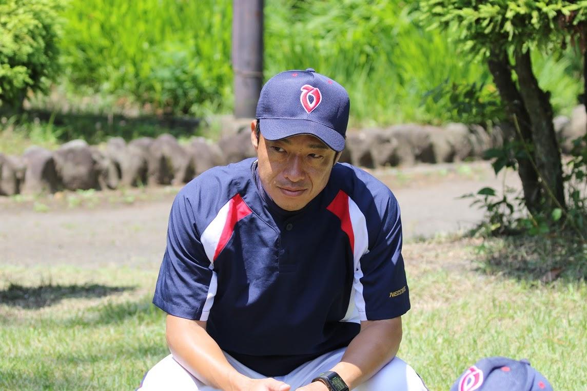 大滝コーチ