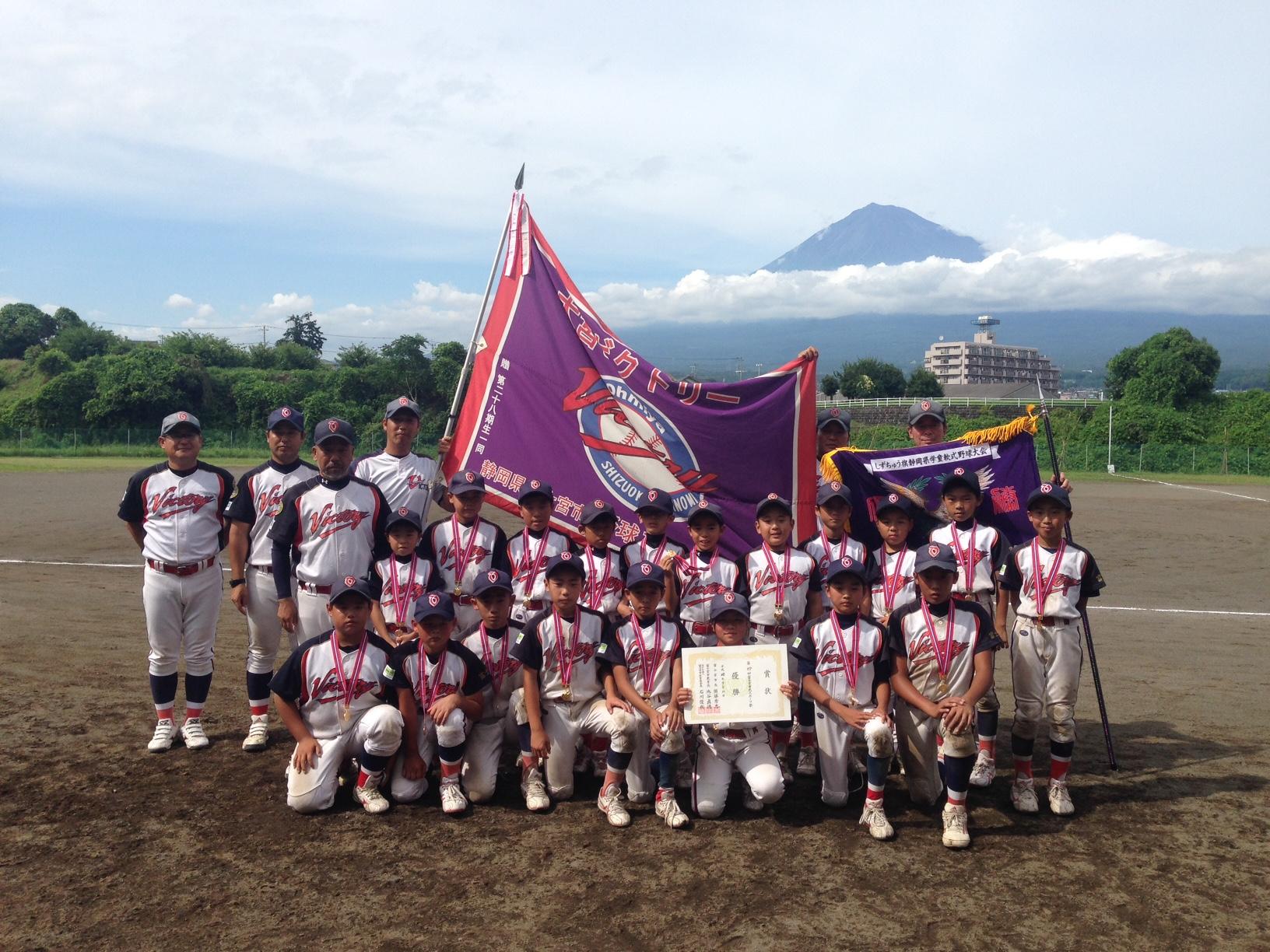 160710 しずちゅう富士宮優勝